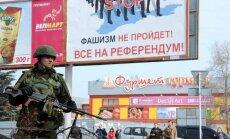 Krima lūdz Krieviju uz laiku atcelt ierobežojumus lauksaimniecības produkcijas ievešanai no Ukrainas