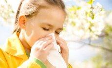 Alergoloģe: no mammas ir atkarīgs, vai bērns būs alerģisks