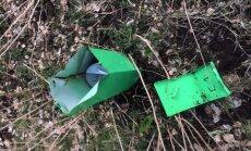 LTV: VVD nav veicis bijušās Olaines šķidro bīstamo atkritumu izgāztuves uzraudzību