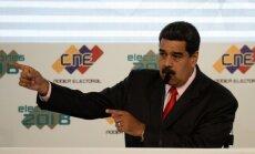 Venecuēla izraida augsta ranga ASV diplomātu