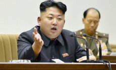 Izjaukts atentāts pret Ziemeļkorejas līderi; valstij draud sabrukšana, brīdina ziņojums