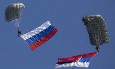 Сербия не хочет вводить санкции против России