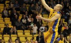 'Ventspils' gūst pārliecinošu uzvaru LBL mačā pret 'Latvijas Universitātes' komandu