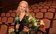 Trešo 'Krodera balvu' saņēmusi aktrise Guna Zariņa