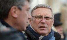 Trulais Putina režīms apdraud arī citas kaimiņvalstis, brīdina Kasjanovs