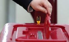 Latvija izvēlas: sākas pašvaldību vēlēšanas