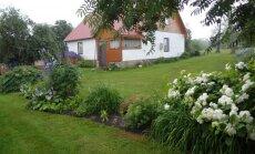 Foto: Jēkabpils novada sakoptāko sētu parāde