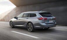 Jaunā 'Opel Insignia' universālis 'Sports Tourer'