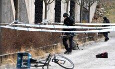 Sprādzienā Stokholmas priekšpilsētā viens bojāgājušais