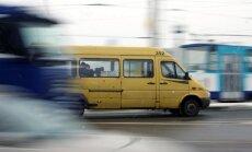 Война маршруток: перевозчики ополчились на Eko Bus