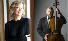 Ventspilī, Tukumā un Rīgā skanēs koncerts '4 pasaules. Šostakovičs, Šmite, Šmīdbergs, Šūmanis'