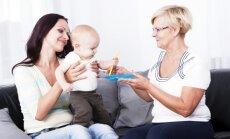 Женщинам, получающим материнское пособие, могут разрешить подрабатывать