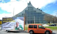 Latvijas mediju reklāmas tirgus pērn audzis par 2%