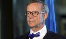 Igaunijas parlaments pirmdien vēl jauno valsts prezidentu