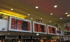 В Риге на три часа был закрыт Центральный вокзал