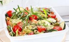 Lai gatavo cepeškrāsns! 17 interpretācijas ceptiem dārzeņiem
