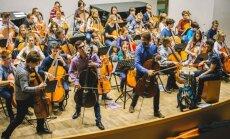 'Melo-M' koncertā uzstāsies ar 50 čellu 'orķestri'