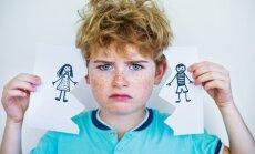 10 frāzes, kuras nedrīkst teikt bērnam vecāku šķiršanās procesā