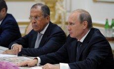 Putins paziņojis, ka divās dienās var ieņemt Rīgu, Viļņu, Tallinu un Varšavu, ziņo medijs