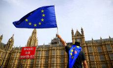 Gandrīz visi ES līderi iestājoties par otru 'Brexit' referendumu