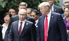 В Кремле назвали дату и место встречи Путина и Трампа