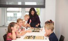 Rīgā atvērts mūsdienīgs prāta attīstības centrs bērniem 'Domātprieks'