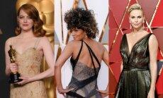 Foto: 'Oskaru' ceremonijas stila kļūmes un veiksmes