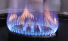 Российский газ за год подешевел вдвое