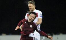 Ikaunieka debijas mačā Francijas čempionātā 'Metz' komanda turpina neuzvarēto spēļu sēriju