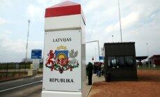 Латвия будет штрафовать за пересечение границы с крупной суммой наличных