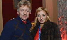 СМИ: Татьяна Навка тайно вышла замуж за пресс-секретаря Путина