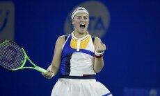 Остапенко вышла в полуфинал представительного турнира в Пекине
