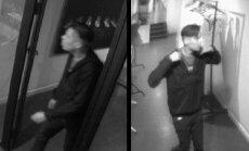 Izsludina meklēšanā operas mākslinieku apzagšanā apsūdzēto vīrieti