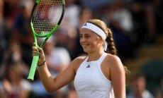 Остапенко и Севастова удерживают рекордные позиции в рейтинге WTA