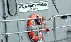 Krasta apsardze palīdzējusi evakuēt sasirgušu jūrnieku