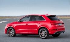 'Fiat' atļāvis 'Audi' izmantot nosaukumus 'Q2' un 'Q4'