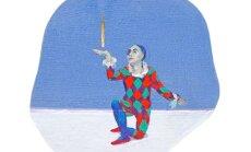 Teātra muzejā atklās Eduarda Smiļģa mazmeitas gleznu izstādi