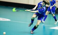 'Ķekavas' florbolistes uzvar Valmierā un izcīna piekto vietu 'EuroFloorball' turnīrā