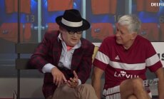 Video: 'Hattrick' dalībnieka Bruņa viedoklis par Šveices izlases apgrūtināšanu