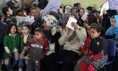 17 valstis piekritušas uzņemt noteiktu Sīrijas bēgļu skaitu