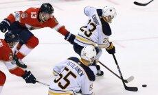 'Sabres' bez Girgensona NHL sezonu noslēdz ar četriem zaudējumiem pēc kārtas