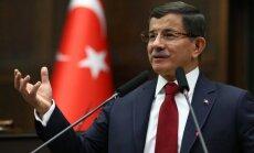 Turcijas premjers: Krievija Sīrijā īsteno etnisko tīrīšanu