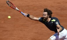 Gulbis tik svarīgo 'French Open' sāks ar maču pret kvalifikācijas veiksminieku Sijslingu
