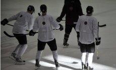 Tālākie Latvijas hokeja izlases kandidāti treniņus pirms PČ uzsāks kopīgi ar Rīgas 'Dinamo'