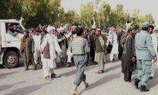 Afganistānā teroristi vienas dienas laikā sarīko vairākus uzbrukumus
