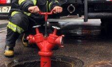 Trešdien ugunsgrēkos bojā gājuši divi cilvēki