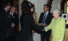 Helēnai Bonemai Kārterei piešķirts Britu impērijas ordenis