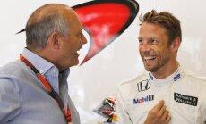 Oficiāli: Džensons Batons paliek 'McLaren' F-1 komandā