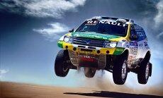 'Duster' apvidnieks Dakarā brauks ar V8 motoru