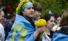 Krimas tatāriem aizliedz rīkot akcijas deportāciju gadadienā
